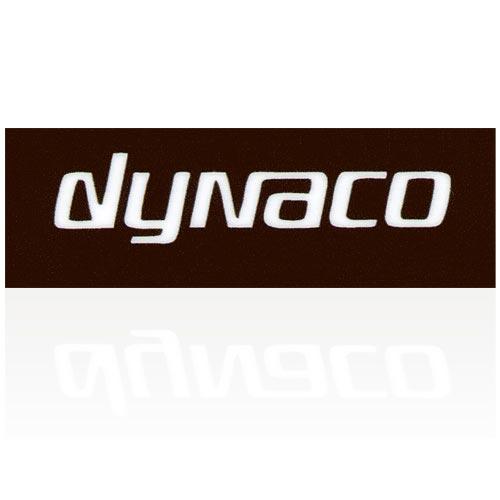 DYNACO LABEL (NOS) Brown