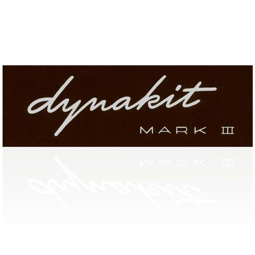 DYNAKIT MARK III LABEL