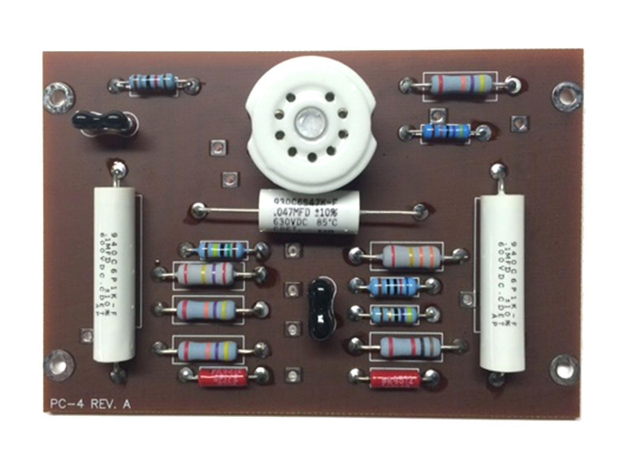 PC-4A MKIV MF Resistors