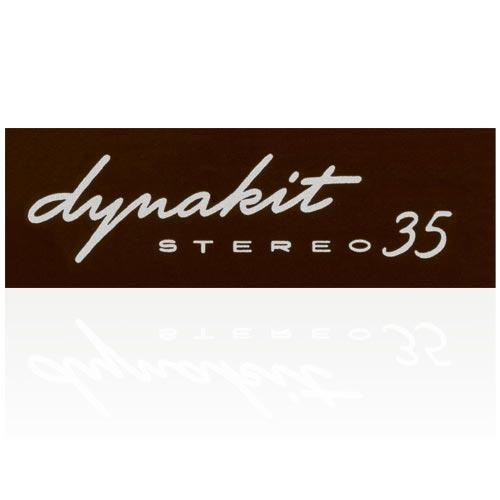 DYNAKIT ST-35 LABEL